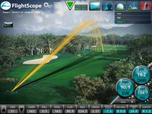 flightscope picture
